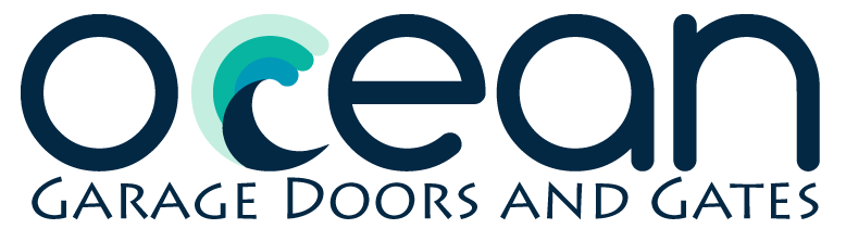 Logo Ocean Garage Doors & Gates